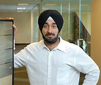 Photo of Ruminder Dhillon, The Arizona Founders Fund