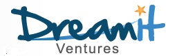 Logo for DreamIt Ventures
