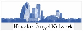 Logo for Houston Angel Network HAN