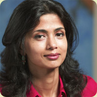 Photo of Nilanjana&nbsp;Bhowmik, Longworth Venture Partners