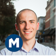 Photo of Martins Bratuskins, Monetizr
