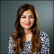 Photo of Priya Saiprasad, Principal, Microsoft Ventures