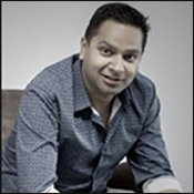 Photo of Nitin Pachisia, Unshackled Ventures