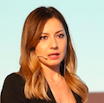 Photo of Duygu Oktem Clark, European Investment Fund - TTA