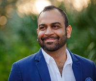 Photo of Nihal Mehta, Eniac Ventures