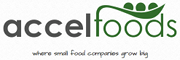 Logo for AccelFoods