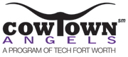 Logo for Cowtown Angels