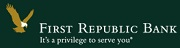First Republic Bank |