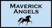 Logo for Maverick Angels