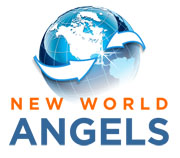 Logo for New World Angels