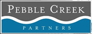 Logo for Pebble Creek Partners