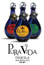 Pura Vida Tequila | Pura Vida Silver delivers pure agave flavor and unparalleled drinking pleasure when making your favorite cocktail or the Ultimate Margarita. But purists may prefer to simply savor its untarnished agave flavor on its own � unchilled & unadulterated.