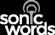 Logo for Sonic Words