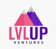 Logo for LvlUp Ventures