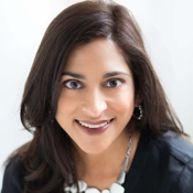 Photo of Sapna Shah, Red Giraffe Advisors